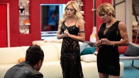 Lo scontro tra Simone Coccia, Elena Morali e Floriana Secondi al Grande Fratello 2018