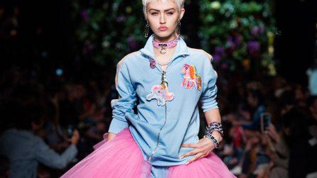 I colori di moda per l'estate 2018