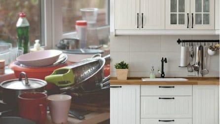 Cucina sempre disordinata e piena di oggetti: ecco alcune idee per ottimizzare lo spazio