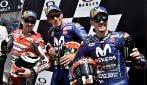 MotoGP, Rossi in pole al Mugello. Lorenzo e Vinales in prima fila