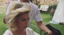 Matrimonio Gaia Lucariello Simone Inzaghi: l'abito della sposa e gli allestimenti