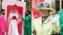'Grande Fratello 2018', Barbara D'Urso diventa Barby Meghan e Malgioglio è la regina Elisabetta
