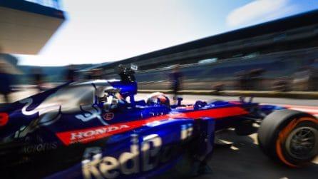Dalla MotoGP alla F1, il test di Marquez al Red Bull Ring