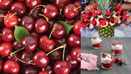 10 modi per servire le ciliegie: idee creative, fresche e colorate