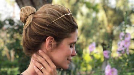 I look di Filippa Lagerback per il viaggio di nozze