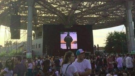 Le foto del concerto di Liberato a Milano