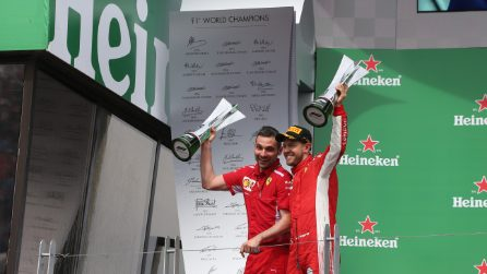 Festa doppia per Vettel, in Canada vince e torna in testa al mondiale