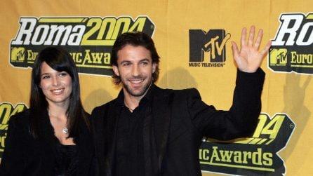 Le foto di Alex Del Piero e Sonia Amoruso