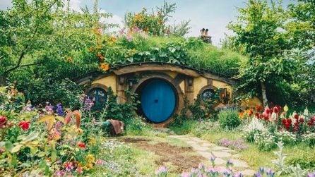 Nel villaggio degli Hobbit che esiste davvero