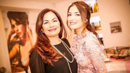 Le foto di Nasrin Gholami, la madre persiana di Nilufar Addati