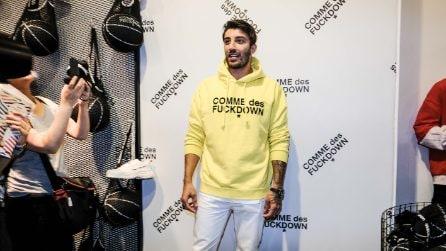 Pitti Uomo 94: vip e star agli eventi di moda