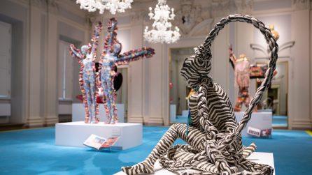 Le foto della mostra di Emilio Pucci e Bonaveri