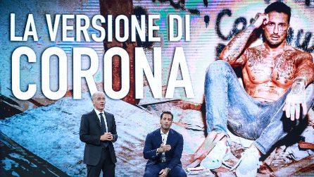 Le foto di Fabrizio Corona a Non è l'Arena