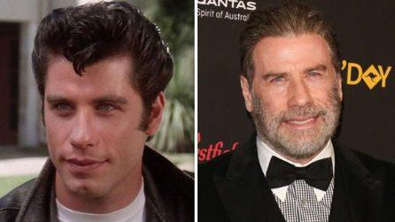 Le foto del cast di Grease ieri e oggi