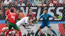 Portogallo-Marocco nel segno di Cristiano Ronaldo