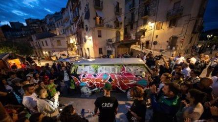 La rinascita di Civitacampomarano: da antico borgo di 400 abitanti a museo di street art