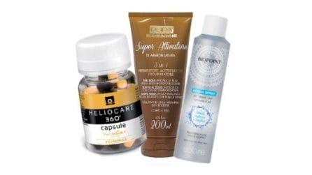10 prodotti per preparare la pelle al sole
