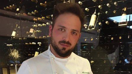 Alessandro Narducci, chef del ristorante Acquolina di Roma, è morto in un incidente