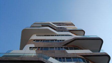 Le residenze di Citylife dove vivono Chiara Ferragni e Fedez
