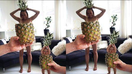 Realizza delle foto incredibili con la sua famiglia: diventano subito virali