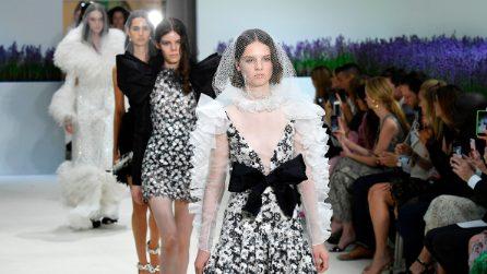 Giambattista Valli collezione Haute Couture Autunno/Inverno 2018-19