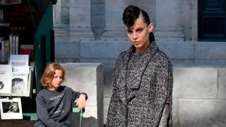 Chanel collezione Haute Couture Autunno/Inverno 2018-19