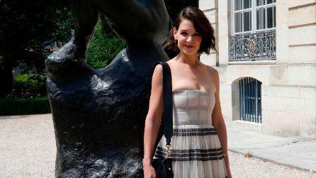 Le star alle sfilate di Parigi Haute Couture A/I 18-19