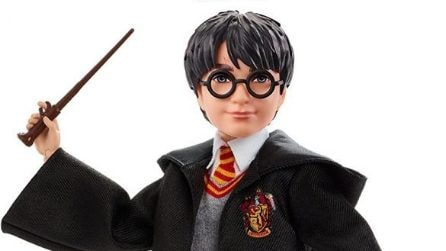 Le Barbie ispirate a Harry Potter