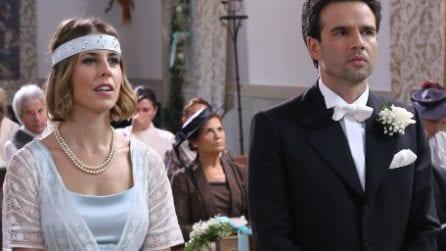 Il segreto, le foto del matrimonio di Carmelo e Adela