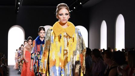 Fendi collezione Haute Couture Autunno/Inverno 2018-19