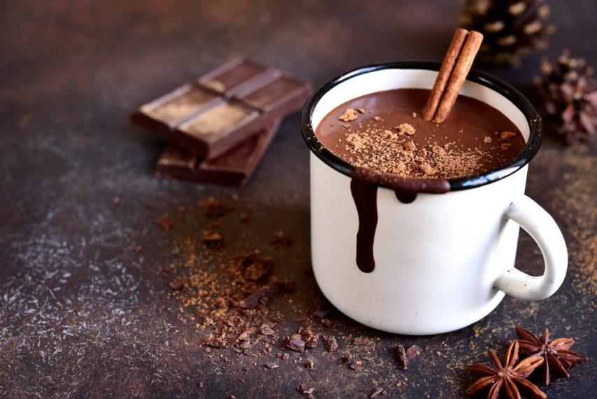 Cioccolata calda.