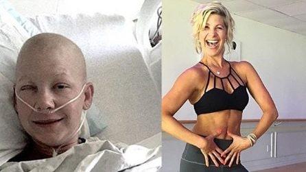 """""""Il cancro mi ha salvato la vita"""": la storia incredibile di una super donna che combatte ogni giorno"""