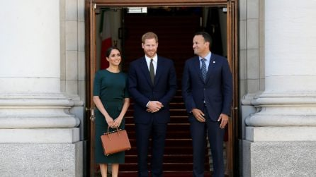 Il tour in Irlanda di Meghan Markle: tutti gli abiti della principessa