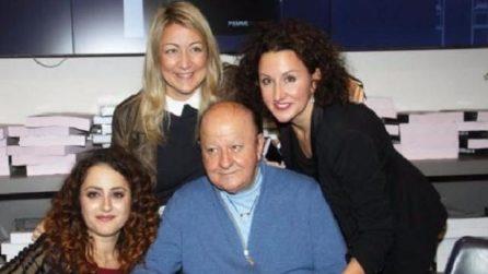 Le foto di Micaela, Manuela e Marta, le figlie di Massimo Boldi