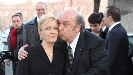Le foto di Lino Banfi e la moglie Lucia Zagaria