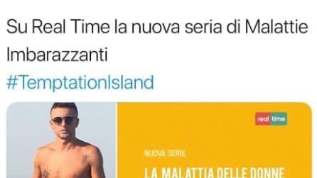 I meme più belli su Oronzo Carinola di Temptation Island 2018
