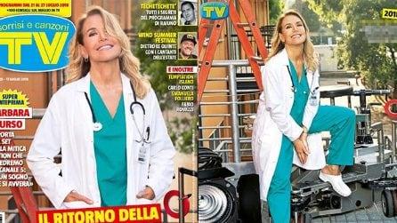 La Dottoressa Giò, le foto dal set