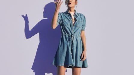 Vestiti di jeans: 15 modelli per l'estate 2018