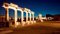 Pompei, Oplontis, Boscoreale e per la prima volta la Villa San Marco di Stabia per le Passeggiate notturne