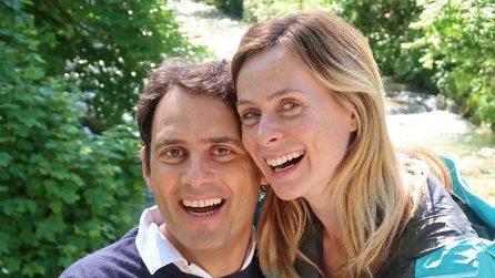 Le foto di Serena Autieri ed Enrico Griselli