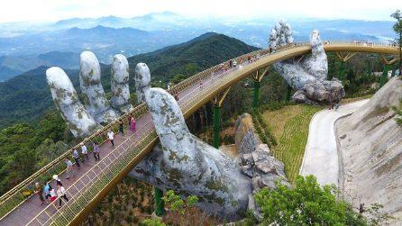 Il ponte del Vietnam nelle mani degli dei
