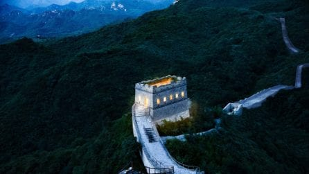 Ecco dove dormire per un soggiorno sulla Muraglia Cinese