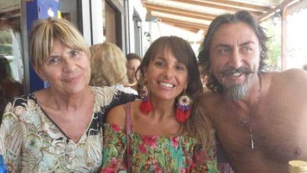Le foto di Antonella Bravi e Tony De Leonardis