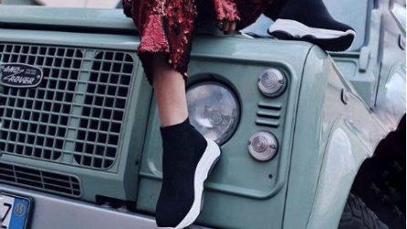 Sneakers calzino: le scarpe da ginnastica più originali dell'estate