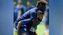 Gli auguri di Insigne a Balotelli: la risposta di Supermario e dei tifosi del Napoli