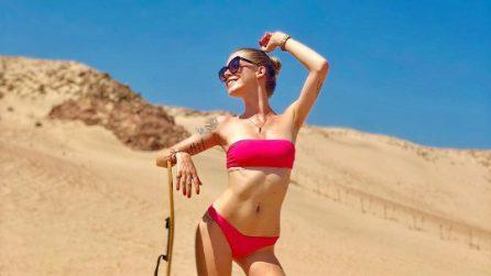 Nina, la modella disabile da oltre 71mila followers