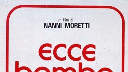 Le locandine dei 6 migliori film di Nanni Moretti