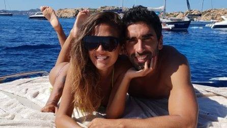 Filippo Magnini e Giorgia Palmas, estate d'amore in Sardegna: tutte le foto dell'album delle vacanze