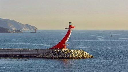 A forma di nave o di lanterna, ecco i 10 fari più incredibili al mondo