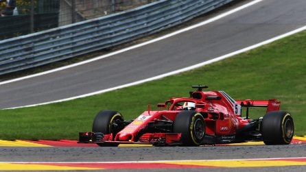 Riparte a Spa il duello Ferrari-Mercedes